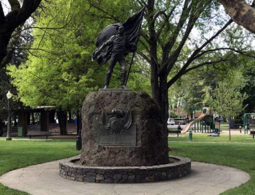 Bear Flag Monument