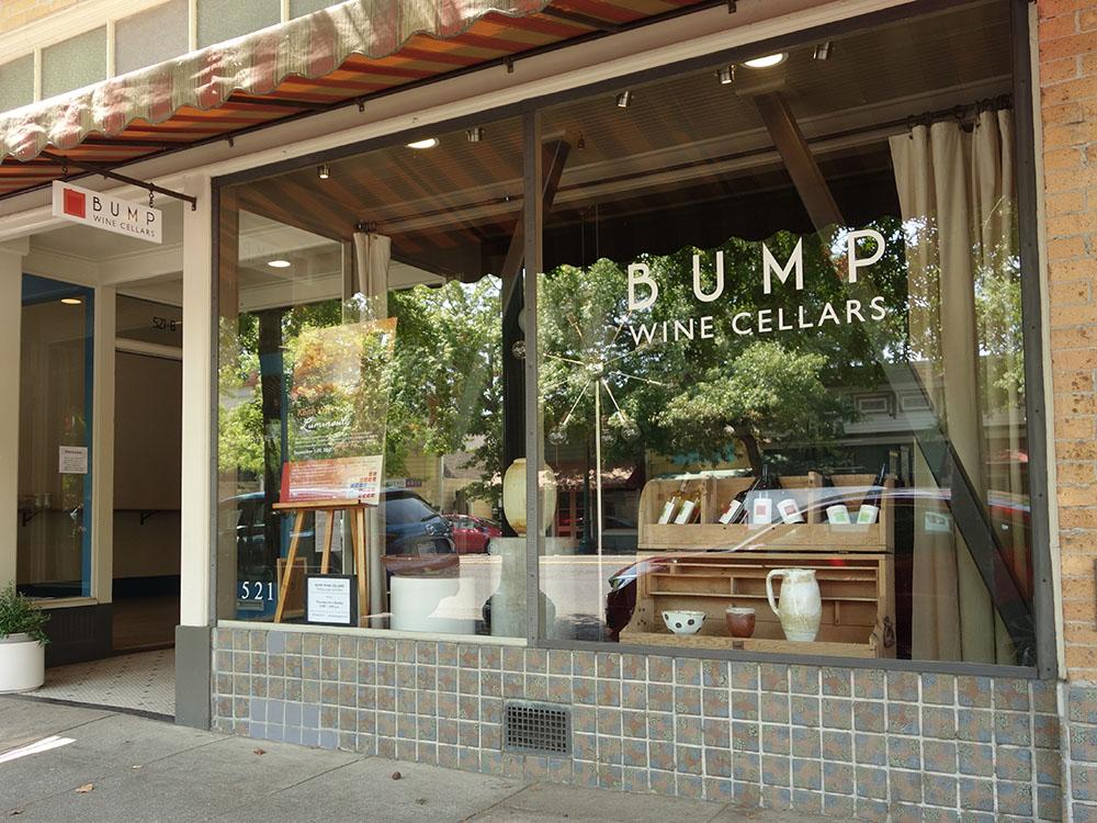 Bump Wine Cellars - Sonoma Plaza