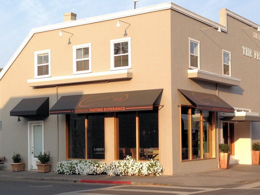 Corner 103 - Sonoma Plaza