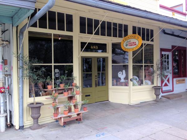 Figone's Olive Oil - Sonoma Plaza