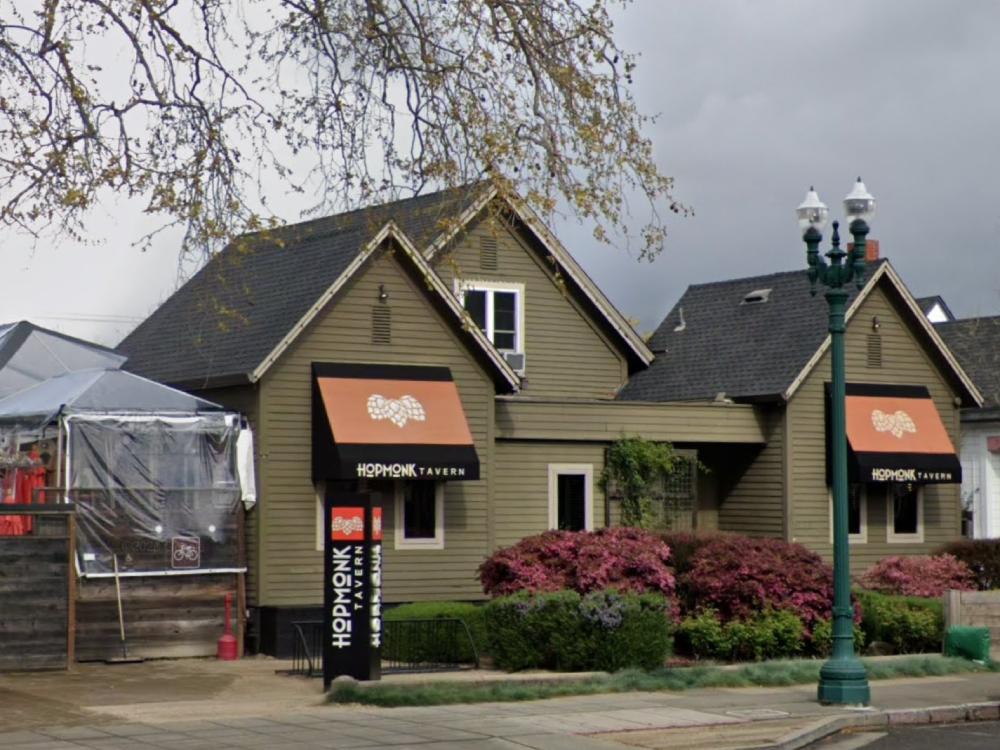 HopMonk Tavern Sonoma